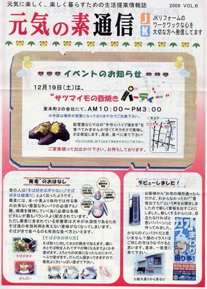 ニュースレター Vol 6