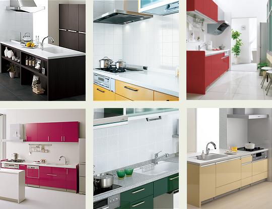 用途や使いやすさ、ご希望のデザインなどお客様のニーズに合わせたキッチンリフォーム
