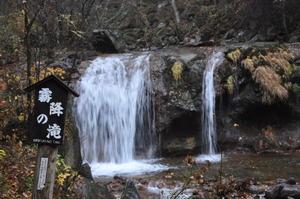 霧降の滝 1