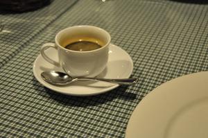 エスプレッソコーヒー」