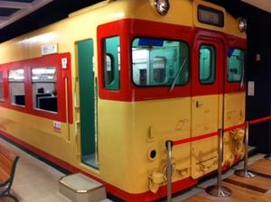電車、横川