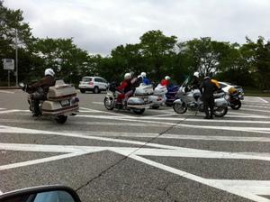 大型バイクツーリング