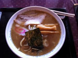 長野でつけ麺