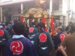 日枝神社青葉祭り