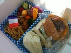 フレンチトーストピクニック