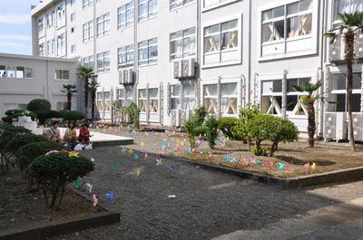 北城高校文化祭