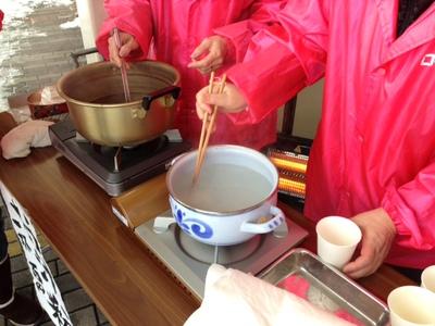 レルヒ祭、食の祭典