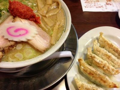 麺屋、武蔵