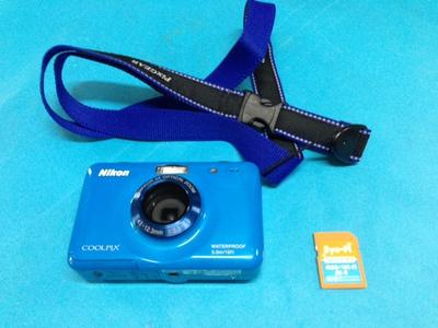 現場用のカメラ