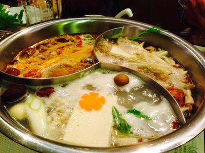 モンゴル鍋