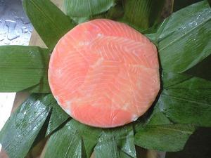 富山の鱒寿司