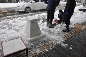 レルヒ祭、雪灯篭 3
