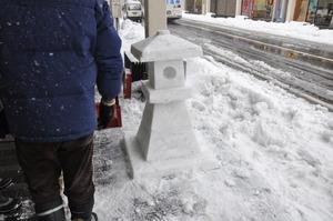レルヒ祭、雪灯篭 5