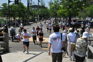 高田城ロードレース大会 2