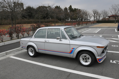 BMW 2002turbo
