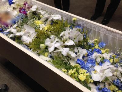 伯父の葬儀