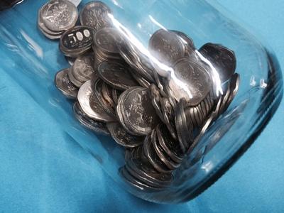 オリンピック貯金