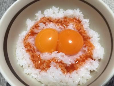 タマゴかけご飯