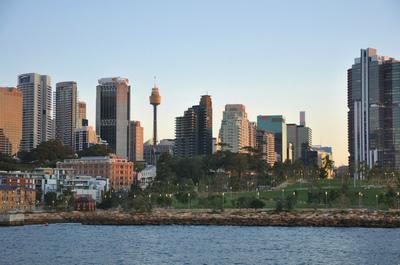 シドニー旅行