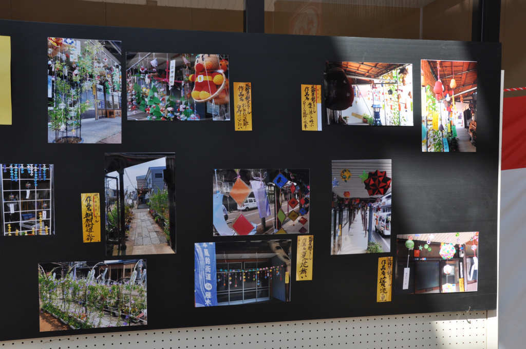 日本風鈴街道in雁木2013