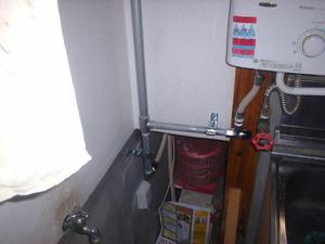 ガス湯沸かし器