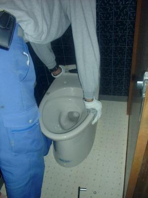 取替え専用便器 リトイレ