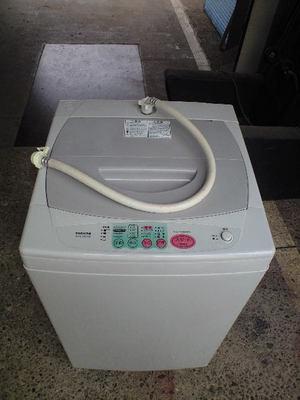 リユース洗濯機