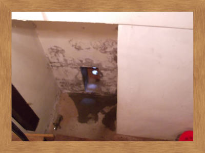 風呂釜の工事